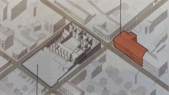 Реставраторы завершают проектирование исторического квартала Сета Солберга