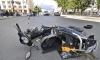 ДТП на Невском,88: голова, ключица, главное - машина цела
