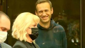 Кремль отказался реагировать на обращение жены Навального