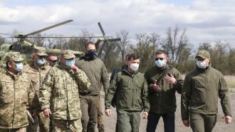 Зеленский приехал в Донбасс с рабочим визитом