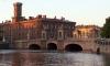 Ремонтные работы на Старо-Калинкином мосту до сих пор не завершены