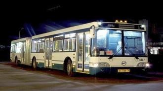 В эти выходные в ночных автобусах Петербурга заработает бесплатный Wi-Fi