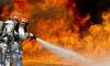 На Витебском Проспекте ночью тушили горящую Mazda. Полицейские ищут поджигателя