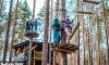 Самый большой в России веревочный парк 30 апреля открывает сезон