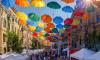 В Соляном переулке этим летом не будет Аллеи парящих зонтиков