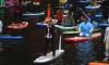 В Северной столице проходит фестиваль сапсерфинга