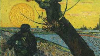 """""""Ожившие полотна"""" Ван Гога начинают обустраиваться на Конюшенной"""