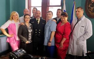 Более 100 жителей Выборга снялись в фильме с Дмитрием Нагиевым