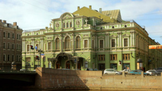 Открытие БДТ имени Товстоногова назначено на конец сентября