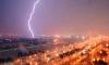 Мощная гроза в Чикаго оставила без света, воздушного и железнодорожного сообщения весь город
