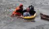 В Приозерске прохожий спас провалившегося под лед ребенка