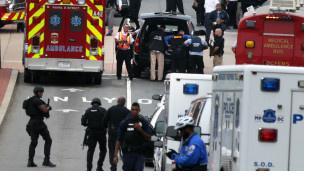 Стрельба в Вашингтоне: восемь погибших