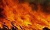 """В пригороде Пензы горит гипермаркет """"Мега"""""""