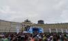 """Спортсмены поделились фотографиями с петербургского марафона """"Белые ночи"""""""