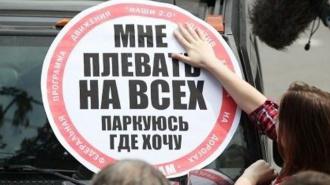 """В Петербурге возбуждено уголовное дело против водителя, сбившего """"стопхамовца"""""""