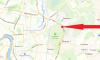 На КАД между развязками с Рябовским и Колтушским шоссе полностью перекроют движение