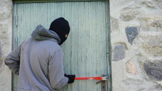 В Приозерском районе задержаны грабители с Кавказа