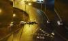 Водитель не рассчитал скорость и вылетел с дороги на Гражданском проспекте