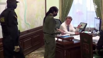 Арестованного мэра Томска отстранили от должности
