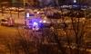 Серьезное ДТП с участием полицейских произошло в Петербурге