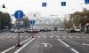 На Рублевском шоссе перевернулся заказной автобус