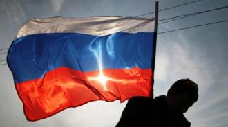 Стриптизера, прикрывшего срам российским триколором, ждет тюрьма