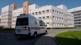 Главный врач Боткинской больницы не видит выхода Петербурга на плато по коронавирусу