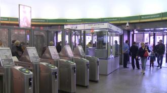 Интеллектуальное видеонаблюдение появится еще на пяти станциях метро в Петербурге