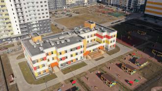 В мае в Петербурге инвесторы построили четыре детских сада