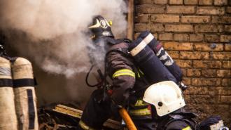 Пожар в общежитии Аграрного университета: эвакуированы 80 человек