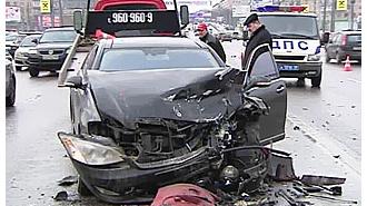 После ДТП на Энгельса один человек погиб, четверо оказались в больнице