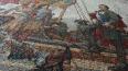 "В Кронштадте подсветили стелу ""Триумф Российского флота"""