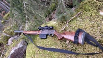 Петербургский браконьер угрожал ружьем природоохранному инспектору
