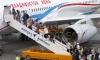 Самолет Иркутск-Хабаровск экстренно вернулся из-за поломки на взлете