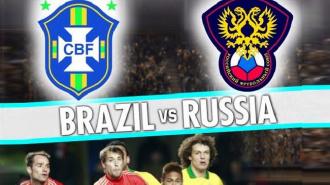 С сайта ФИФА удалили информацию о матчах России с Бразилией и Испанией