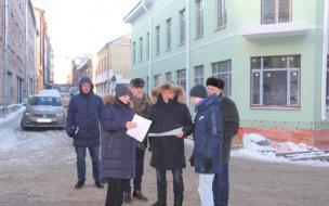 В Выборгской администрации состоялось совещание по вопросу обновления квартала Сета Солберга