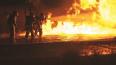 Иномарка сгорела ночью на Гусарской улице