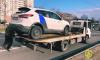 Водителя каршеринга арестовали из-за наркотического опьянения на улице Доблести