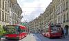 Из-за дорожных работ на Невском проспекте и Литейном мосту изменили маршрут троллейбусов