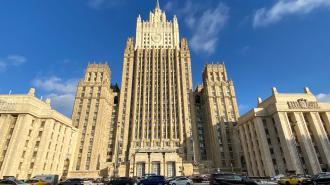 МИД РФ обвинил Чехию в перекладывании вины за инцидент во Врбетице
