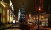 Петербург потратил 182 миллиона на новогоднее оформление