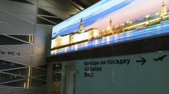 """В """"Пулково"""" задержаны рейсы из-за сообщений о бомбе"""