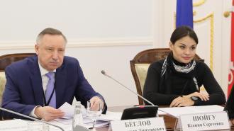 """Губернатор рассказал о сроках строительства """"Острова фортов"""" в Кронштадте"""