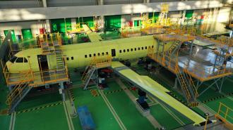 Транспортный самолет Ил-114-300 заинтересовал российских военных