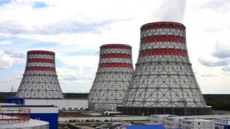Президенты России и Финляндии открыли новую ГРЭС