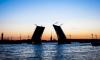 В Петербурге разведут три моста в ночь на 20 марта