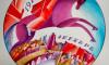 Выставка «Вдохновение в красных тонах»