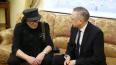 Беглов и Михаил Шемякин обсудили работу петербургского ...