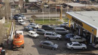 Мировые цены на нефть провоцируют бензиновый кризис в России