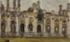 """Музею """"Царское Село"""" подарили картину """"Развалины Екатерининского дворца"""""""